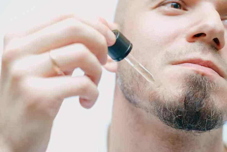 Apply Beard Oil