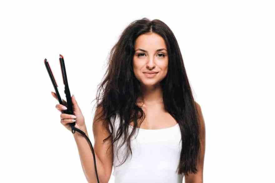 Flat Iron for Black Hair