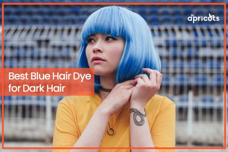 Best Blue Hair Dye for Dark Hair