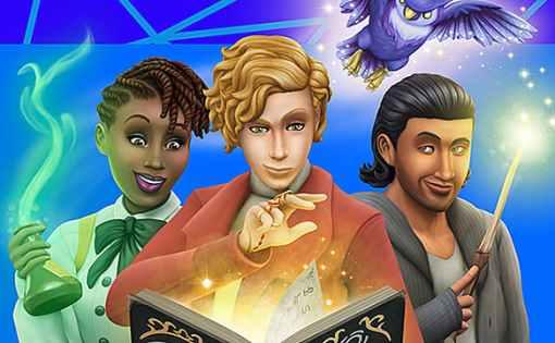 Cómo convertirse en una bruja en Los Sims 4 y reino de la magia
