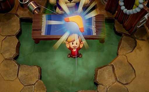 Legend of Zelda: Link's Awakening - Misiones de comercio 1