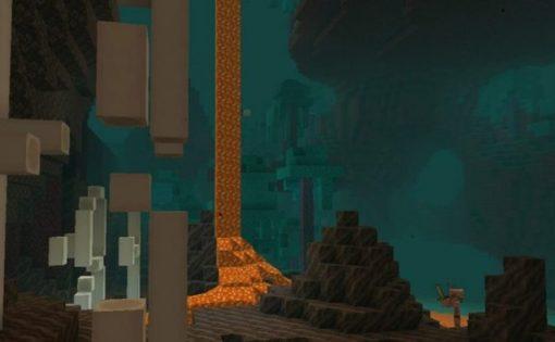 Minecraft - Cómo hacer Netherita (Netherite) 1.16 1