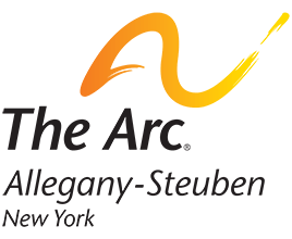Arc Allegany Steuben Logo - Announcement to families and people supported