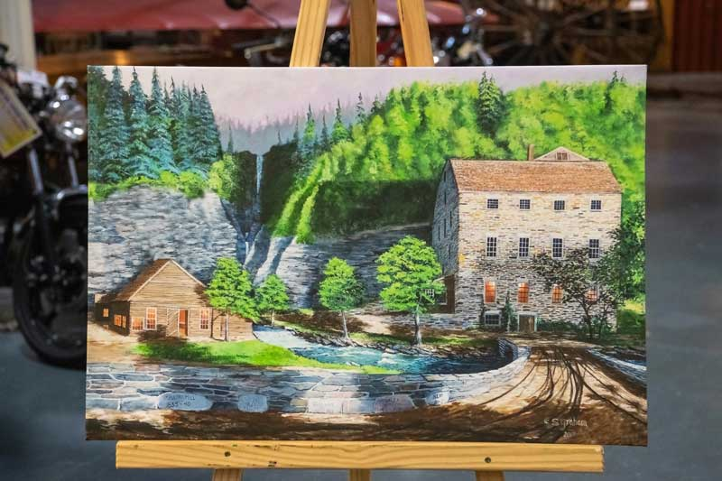 Art Auction 2019 20 - Art for the Arc