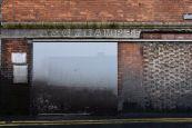 Old shop front on Moore Lane (Image: Alva MacGowan)