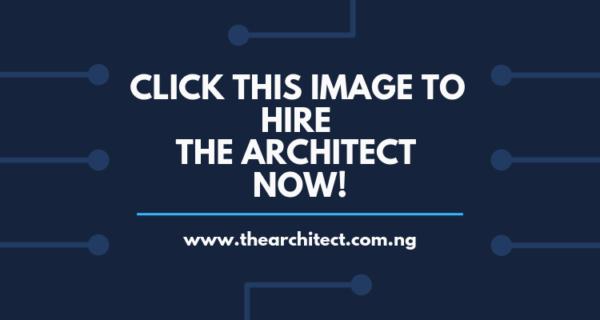 thearchitect.com.ng contact