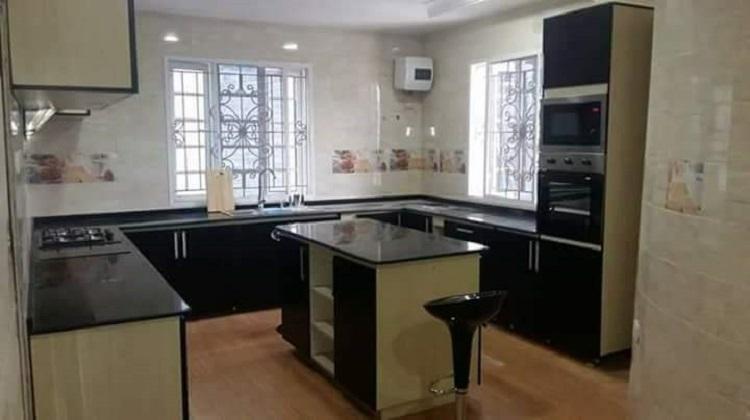 Kitchen Designs in Nigeria