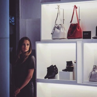 Schutz 2015 Fall Collection release party