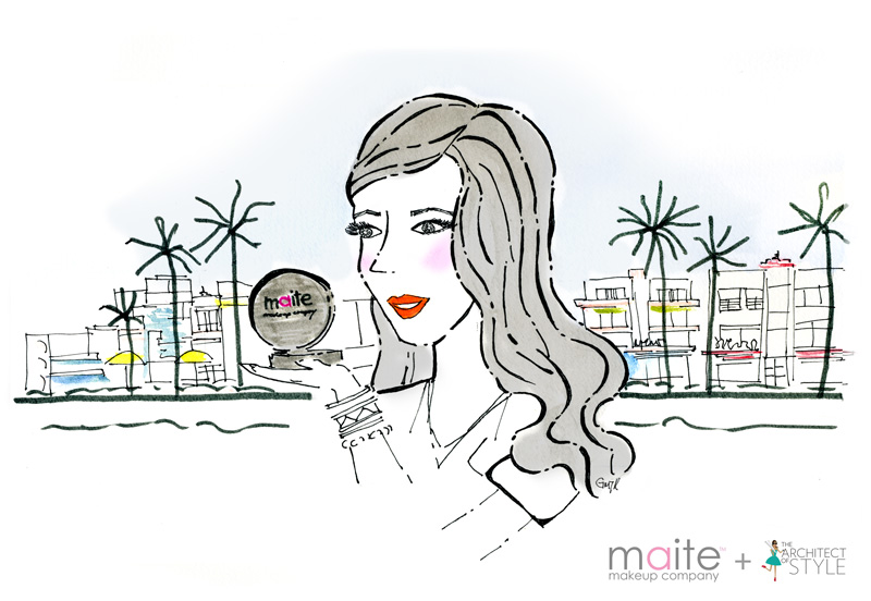 Maite Makeup + The Architect of Style