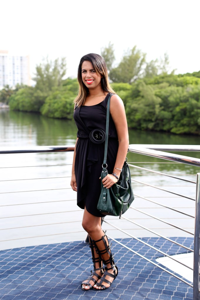 Another all black summer outfit