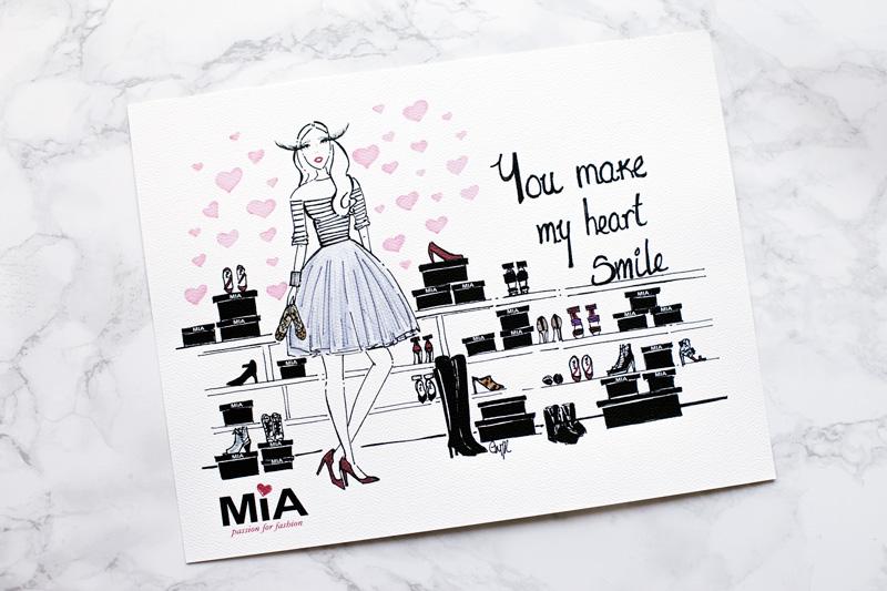 The MIA Shoes Closet Illustration by Gissi Jimenez