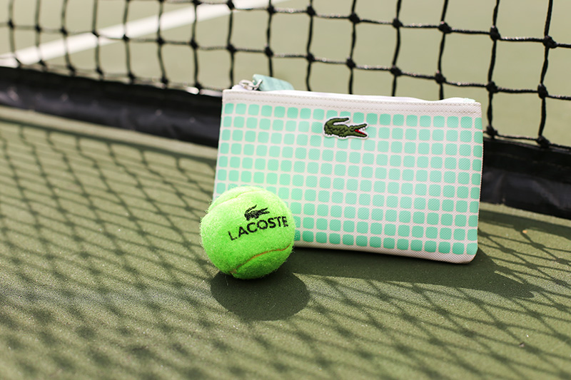 Lacoste Holiday Bag & Lacoste Tennis Ball