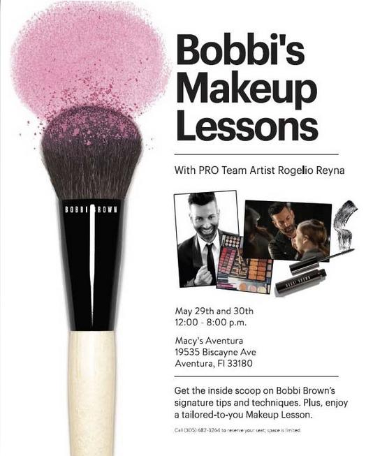 Bobbi-Brown-makeup-lessons-macys-aventura
