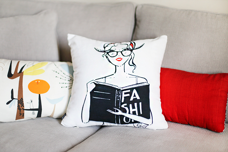 My Fashion Pillow