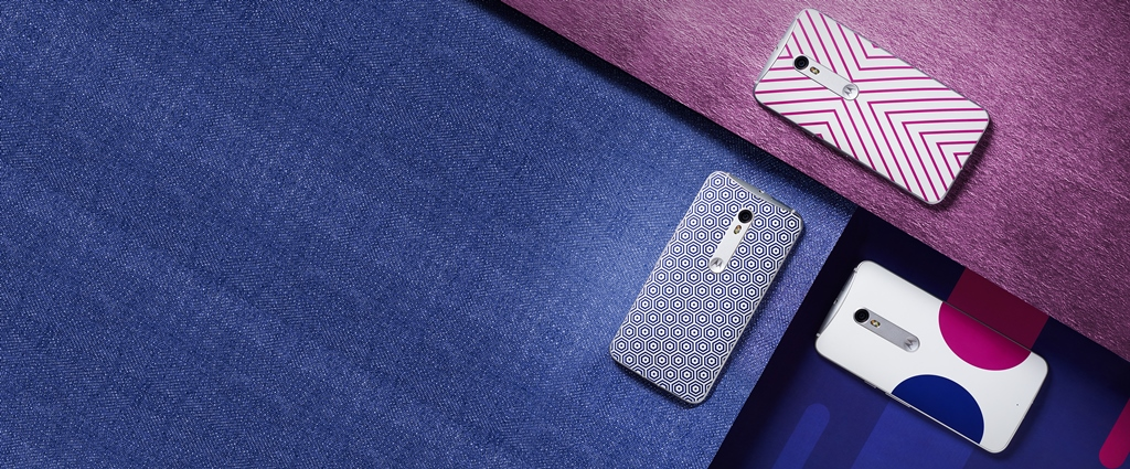 Moto X Pure Edition designed by Jonathan Adler
