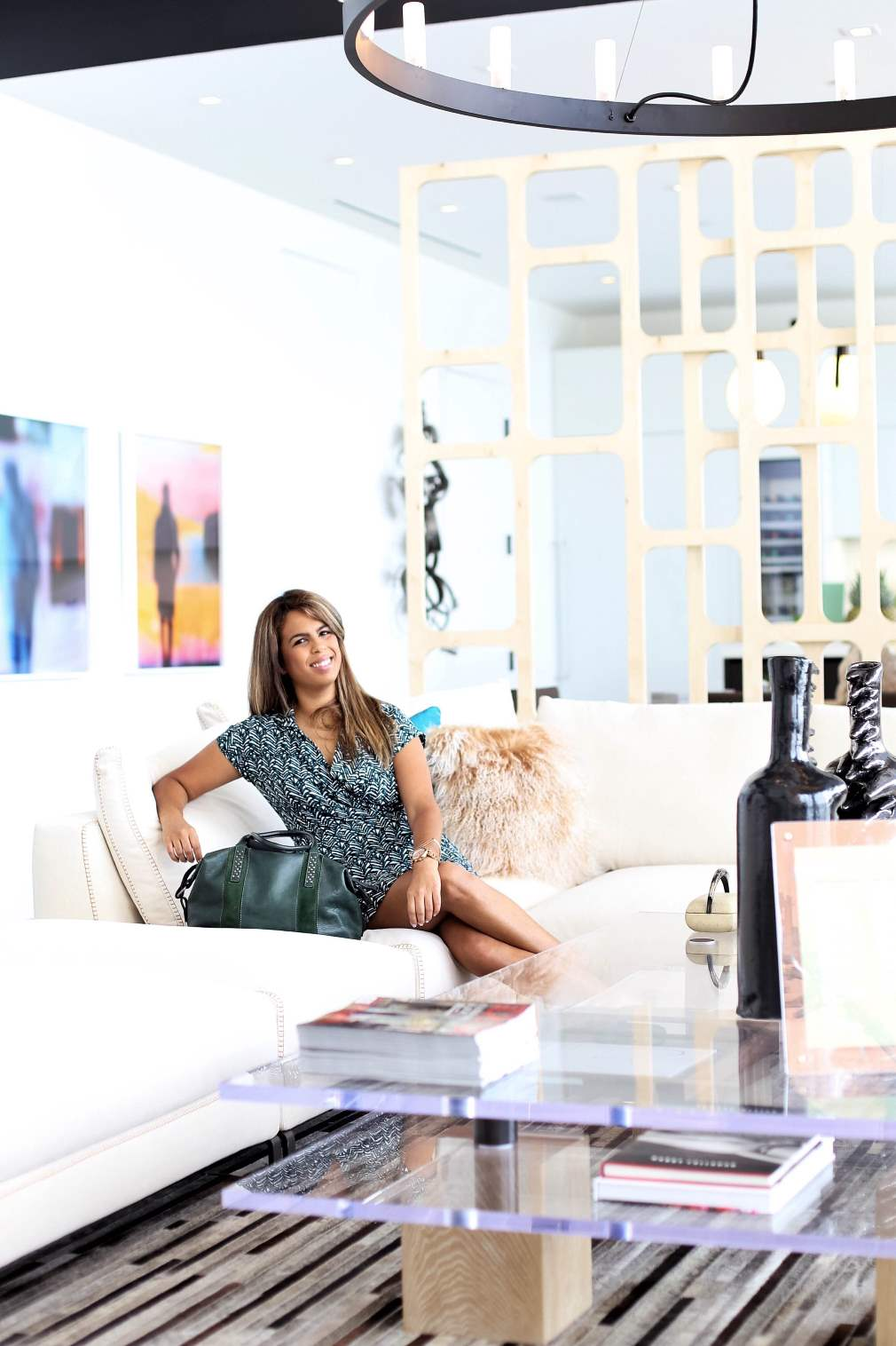 Pic at the Elle Decor Concept House