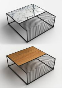 100+ Coffee Table Design Inspiration