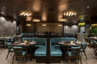 Vintage Looking Restaurant Design Has Modern Experience ...