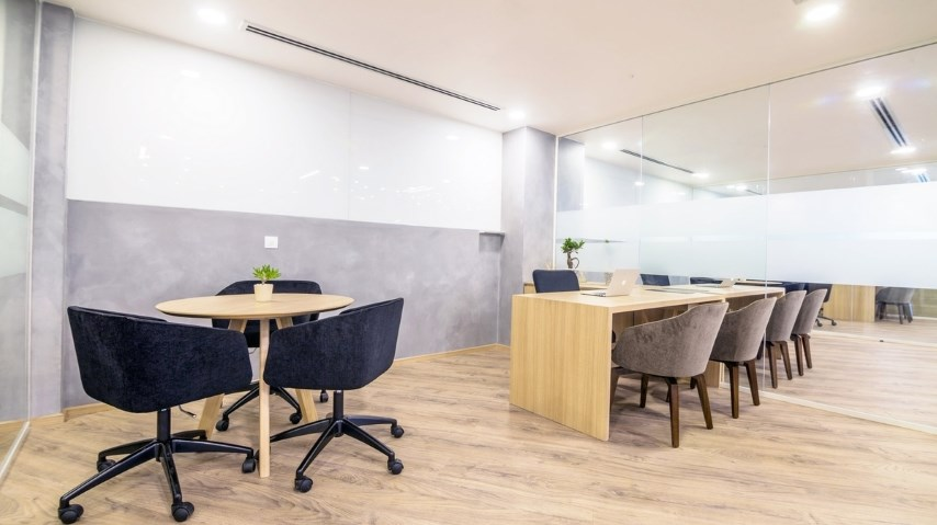 Research Institute Offices Design (1)