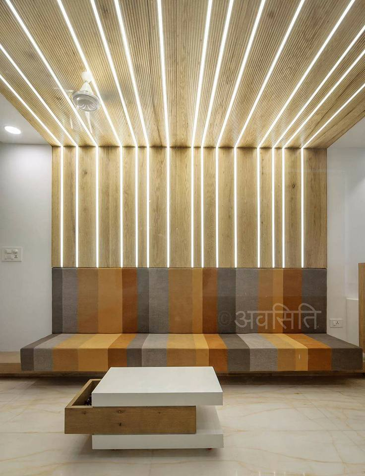 minimalistic and Simplistic Office Interiors  Avasiti