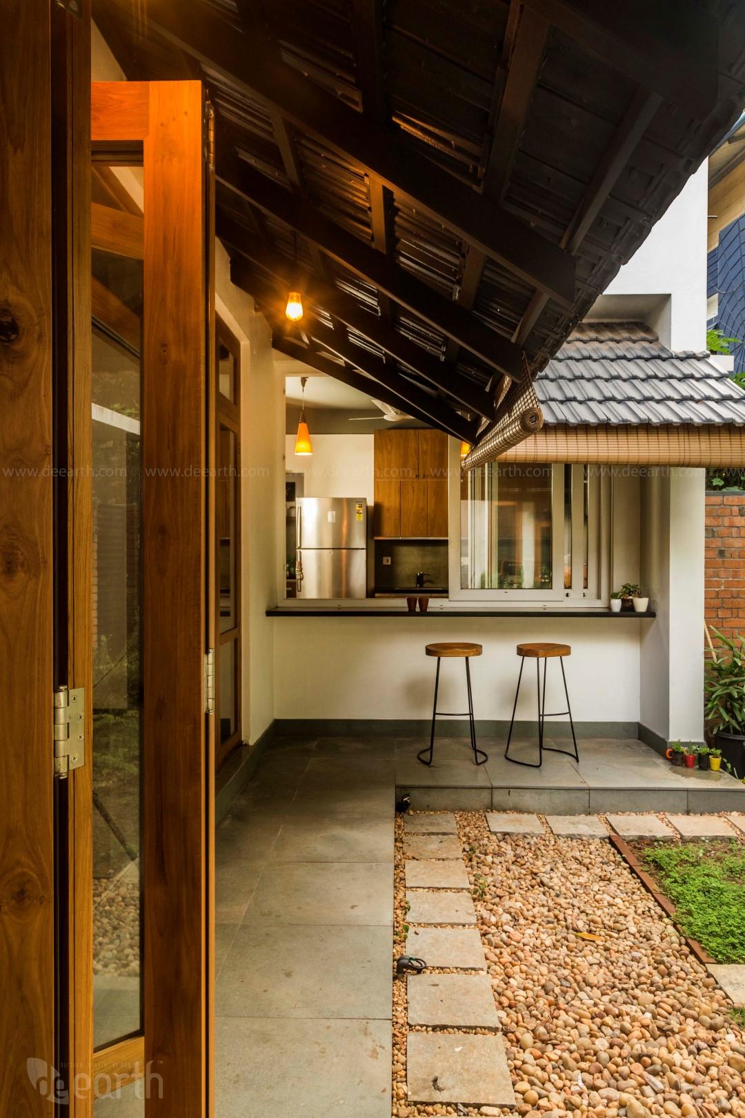 The Garden House Calicut De Earth The Architects Diary