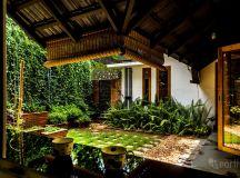 The Garden House   Calicut   De earth - The Architects Diary