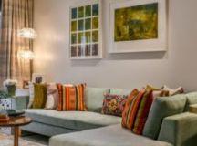 3 BHK Flat Interiors - The Oak Woods   Vadodara   Studio7 ...