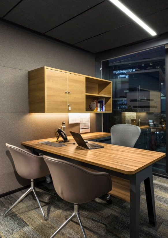 Office Cabin Design The Architects Diary