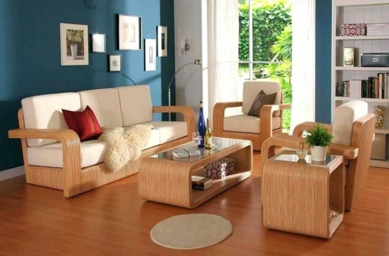 25 Modern Sala Set Wood Designs Spruce Up Your Interiors The   Sala Design With Stairs   Indoor Home   Tv Cabinet   Home   Cute   Basement