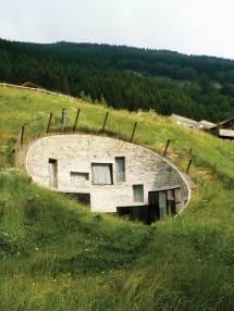 Unique Underground Homes Design