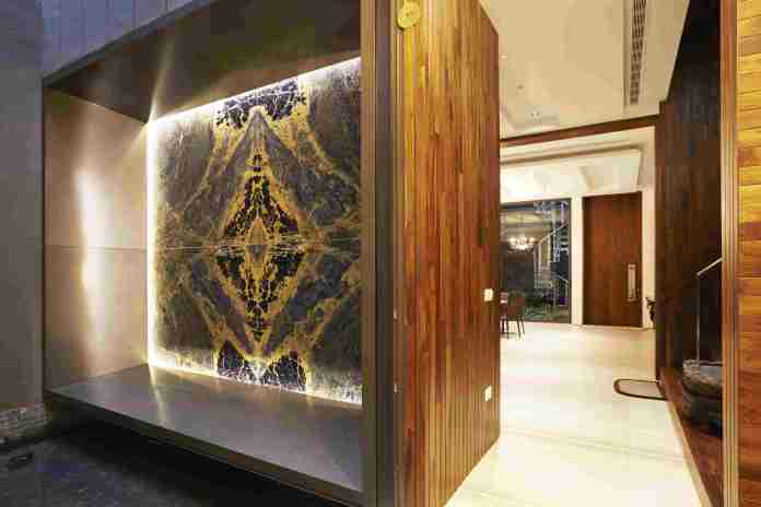 The Corporate Office Feature Wall Image Designs The Architecture Designs