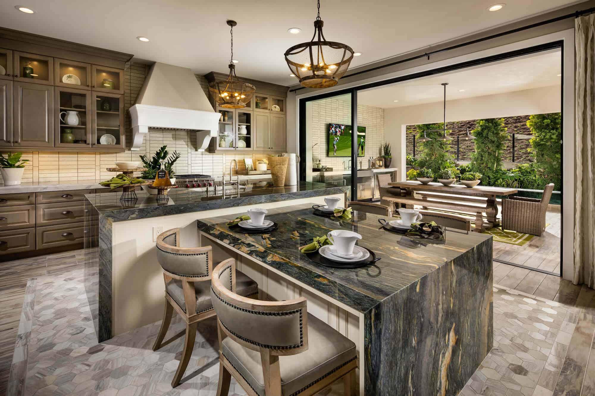 20+ Modern & Beautiful Kitchen Design Ideas   The Architecture Designs
