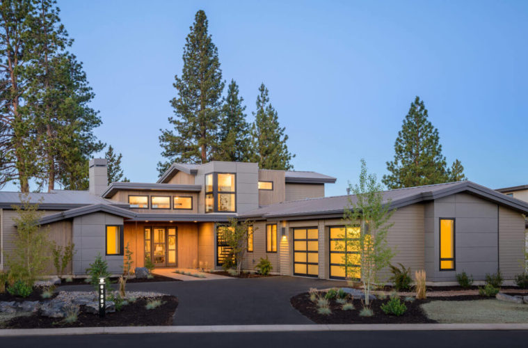 Modern Or Contemporary Craftsman House Plans The Architecture Designs
