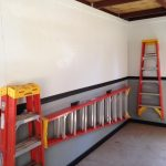 How To Store Extension Ladder In Garage The Architecture Designs