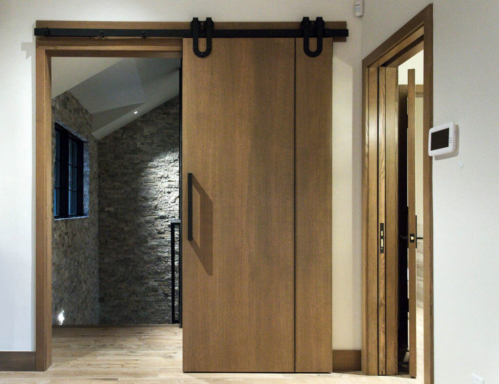 how to install soundproof a sliding door
