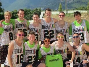 DreadLAX Turkey ArchLevel Lacrosse Apparel