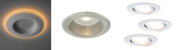 ceiling lights - recessed lights