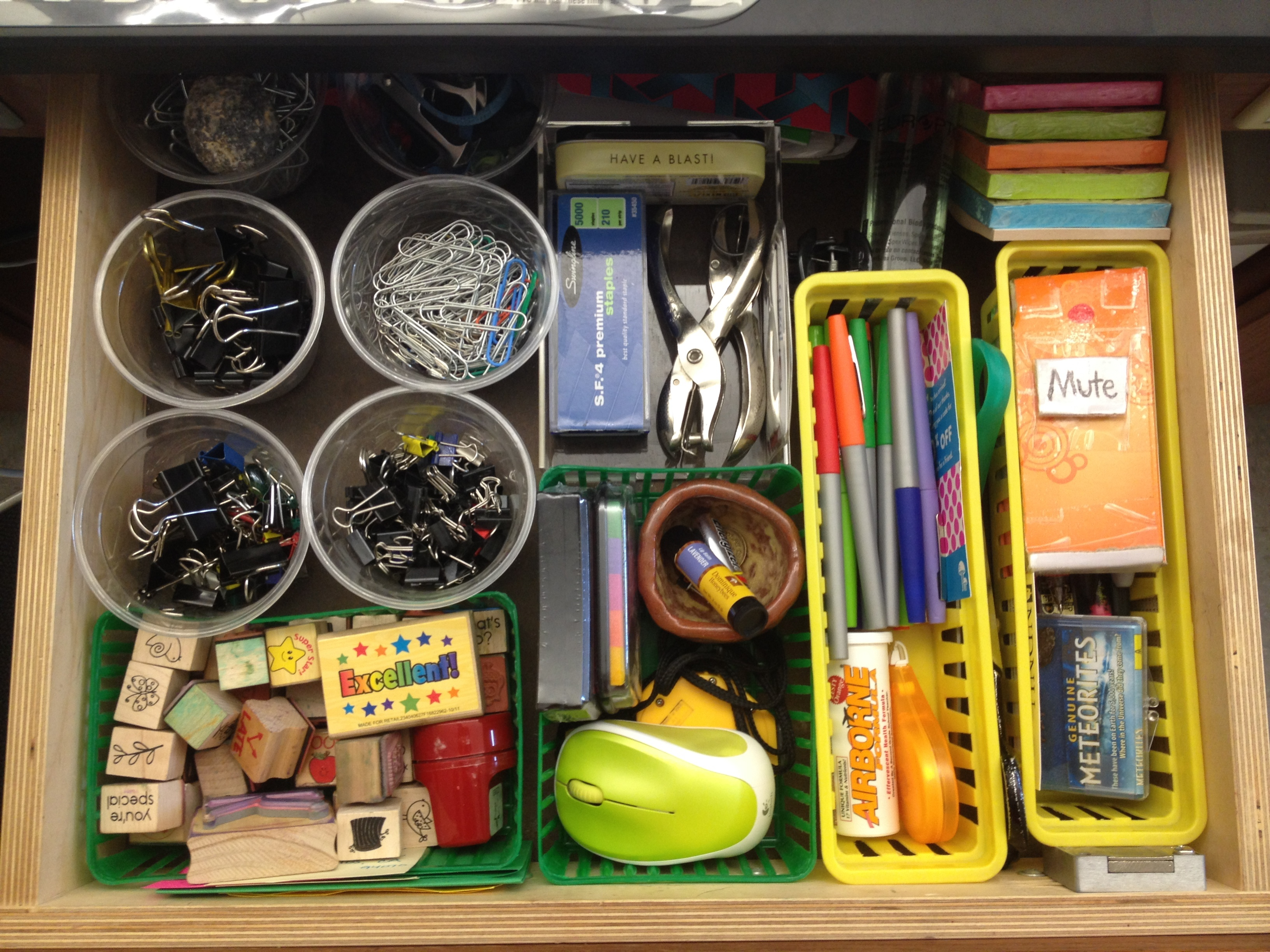 Keeping my Sanity by Staying Organized  The Ardent Teacher
