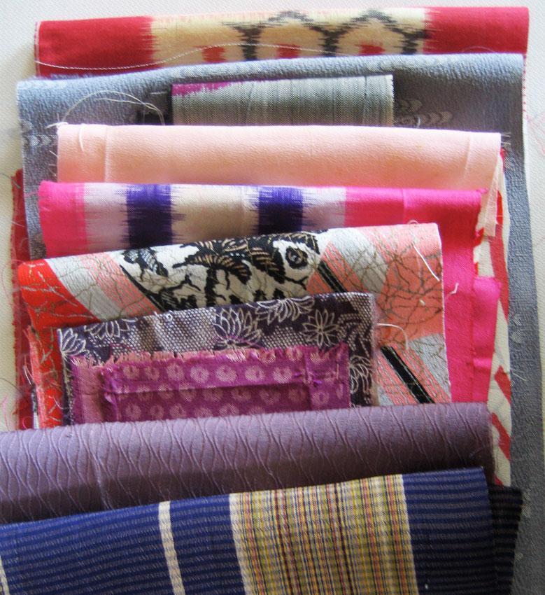 kimono silk assortment #1
