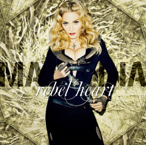 Madonna's Rebel Heart Album