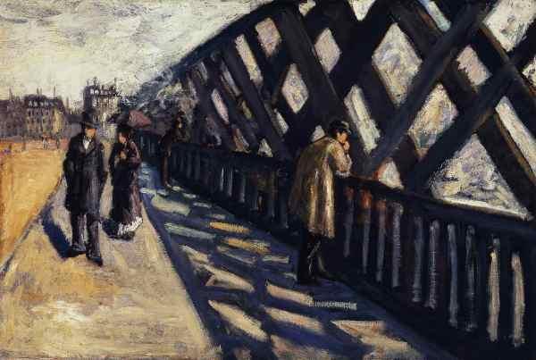 Pont De L Europe Paris Ark Of Grace