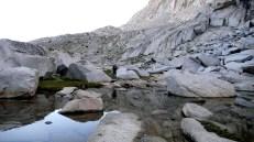 Awesome alpine lake