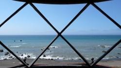 Through the lighthouse