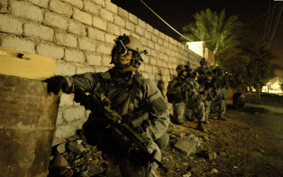 3rd Ranger Battalion & The Big Four
