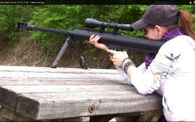 Photo Friday: Barrett Model 99 - .50 Cal Fun! - TheArmsGuide.com