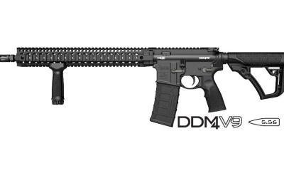 New Daniel Defense AR: DDM4 V9 - TheArmsGuide.com