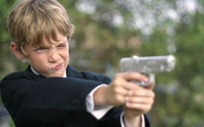 What Do You Do When Your Child Brings A Gun to School? - TheArmsGuide.com