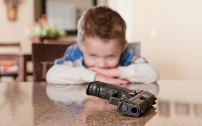 Kids Can't Shoot: Children and Firearms Safety - TheArmsGuide.com