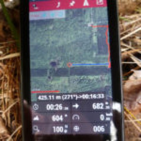 Range estimation GPS
