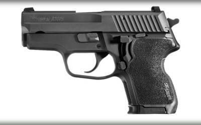 A Subcompact With Zest: SIG P224 - First Impressions - TheArmsGuide.com